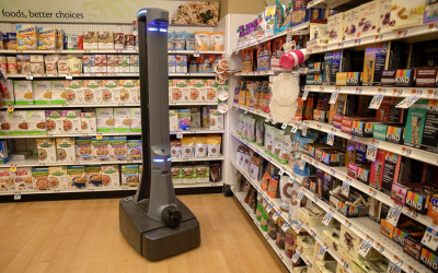 The Newest Grocery Store Employee: A Robot?