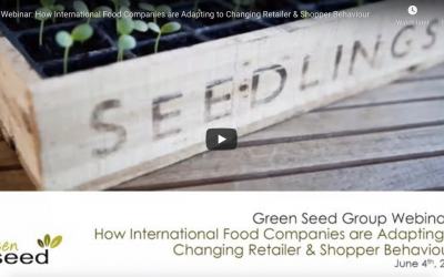 Webinar: How International Food Companies are Adapting to Changing Retailer & Shopper Behaviour